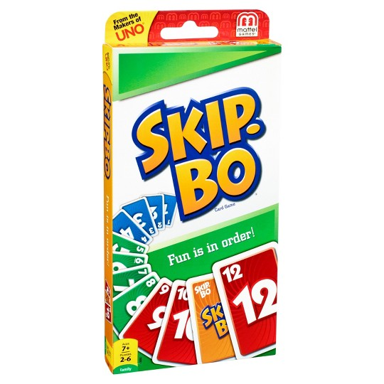 Skip-Bo Card Game, card games image number null