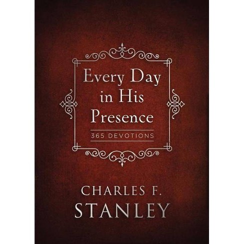 Every Day in His Presence - (Hardcover) - image 1 of 1