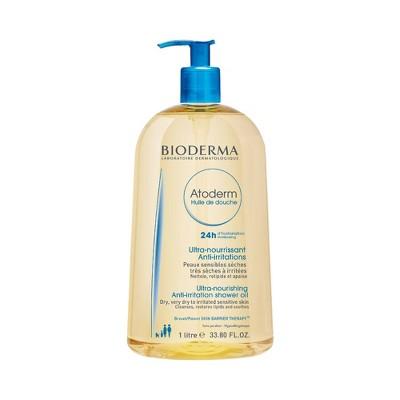 Bioderma Atoderm Body Cleansing Oil - 33.8 fl oz