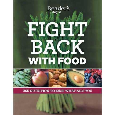 Fight Back with Food - by  Editors of Reader's Digest (Paperback) - image 1 of 1