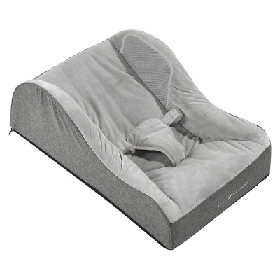 Baby Delight Nestle Nook Portable Infant Napper - Gray