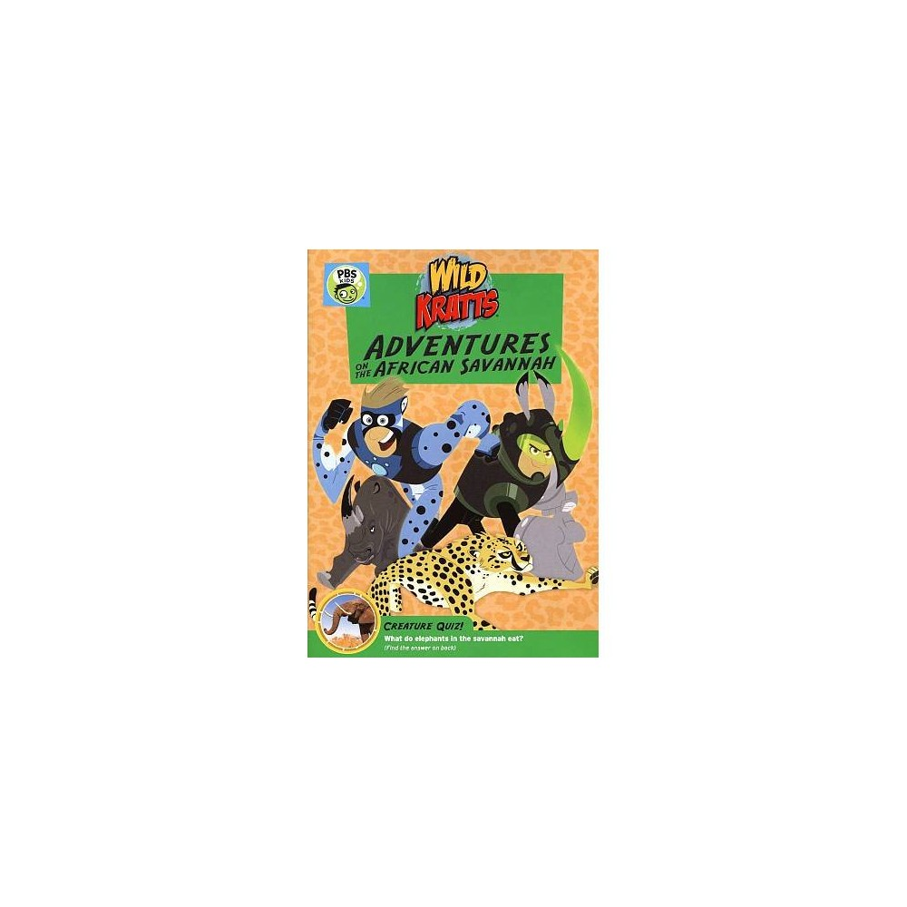 Wild Kratts:Adventures On The African (Dvd)