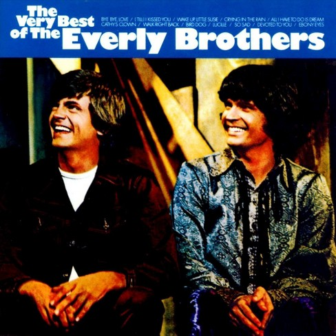 The Everly Brothers - The Very Best of the Everly Brothers (CD) - image 1 of 2