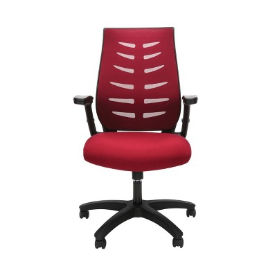 Mid-Back Mesh Office Chair for Computer Desk - OFM
