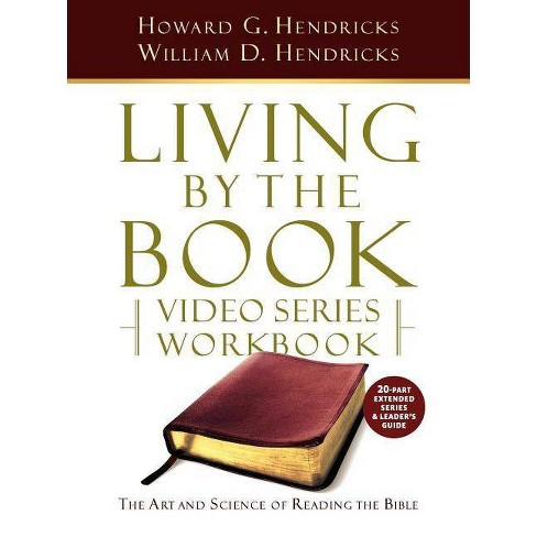 Living by the Book Video Series Workbook (20-Part Extended Version) - (Paperback) - image 1 of 1