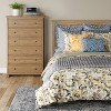 Litchfield Farmhouse Wood 6 Drawer Chest Wheat - Threshold™ - image 2 of 3