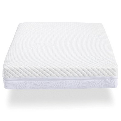 "Bundle of Dreams Celsius, 2- Stage 6"" Bundle Fiber Crib Mattress with Cooling Technology"