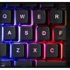 Adesso Gaming Illuminated Keyboard - Cable Connectivity - USB Interface - 104 Key - English (US) - Windows - Membrane Keyswitch - Black - image 3 of 4