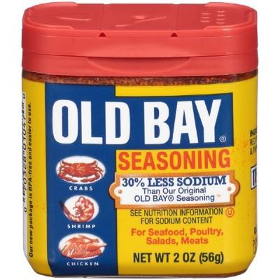 Old Bay Seasoning - 2oz