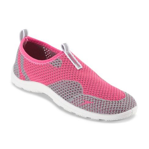 Speedo Junior Girls Surfknit Water Shoes - Coral (Medium) - image 1 of 4