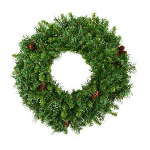 about this item - How To Decorate Artificial Christmas Wreath