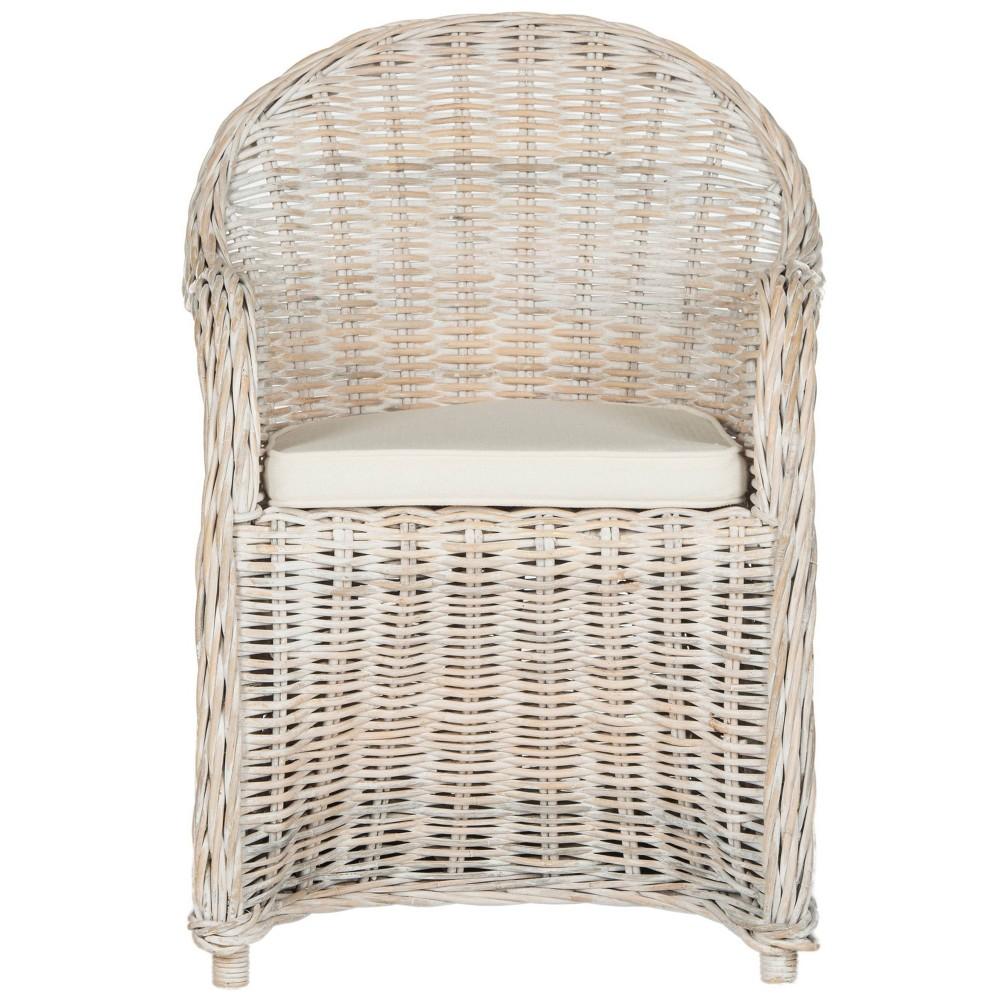 Accent Chairs White - Safavieh