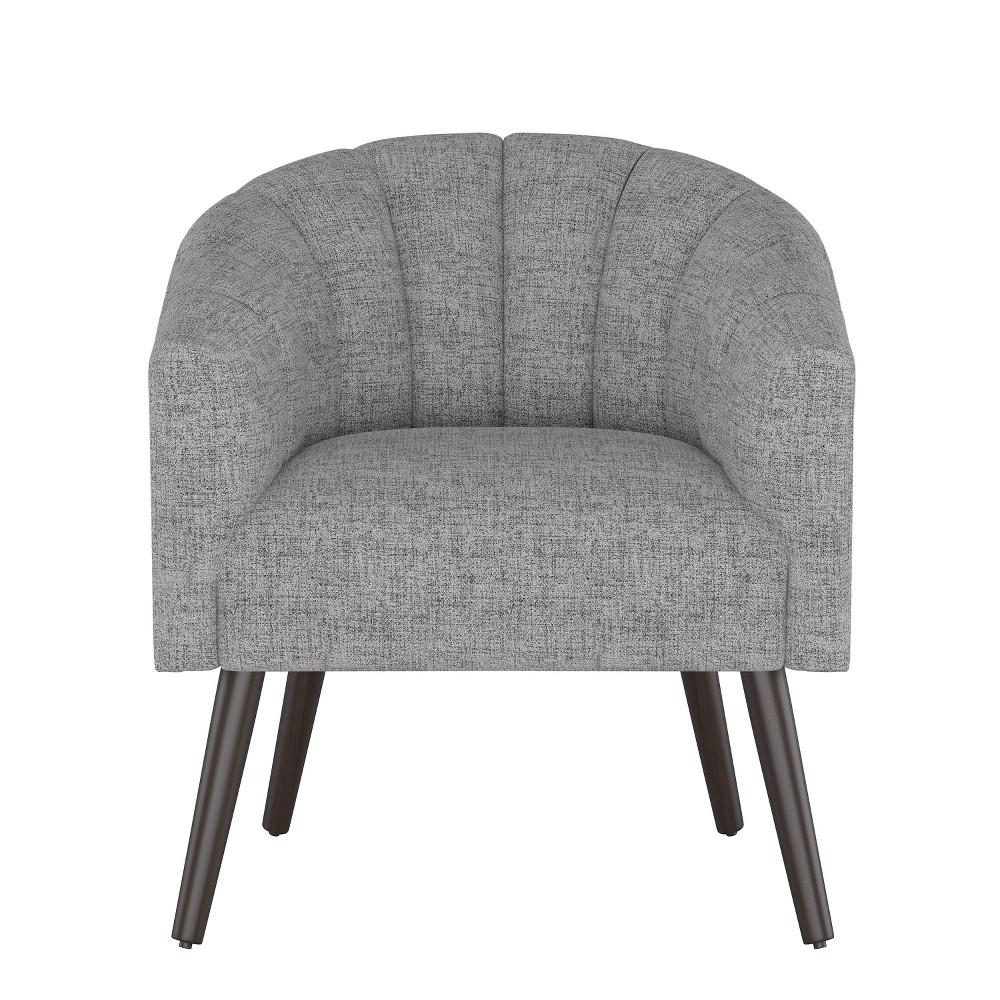 Image of Gwynee Accent Chair Geneva Medium Gray - Project 62