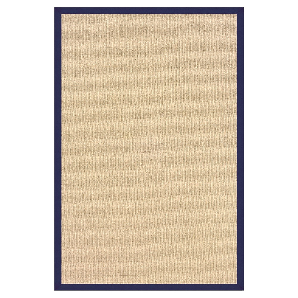 Athena Wool Runner - Blue (2'6 X 8')