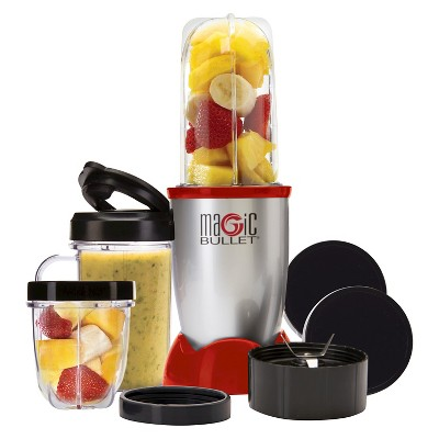 Magic Bullet Blender 11pc - Red MBR-1101R