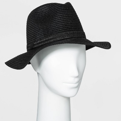 Women's Packable Essential Straw Panama Hat - A New Day™
