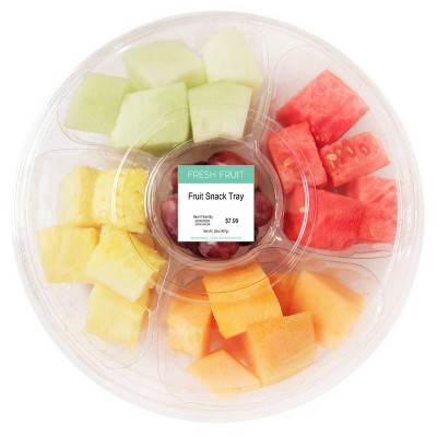 Fresh Garden Highway Fruit Snack Tray - 32oz