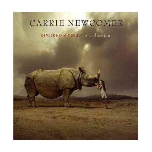Carrie Newcomer - Kindred Spirits: A Collection (CD) - image 1 of 1