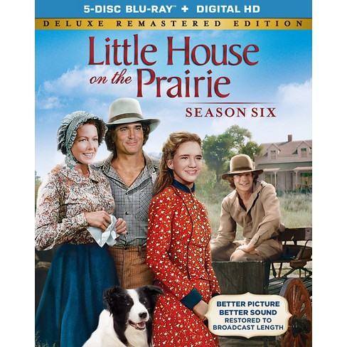 Little House On The Prairie: Season Six (Blu-ray) - image 1 of 1