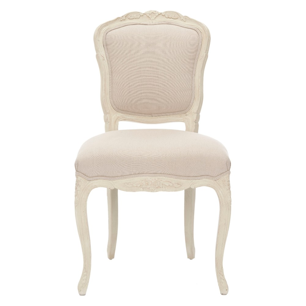 Provence French Chair Beige - Safavieh