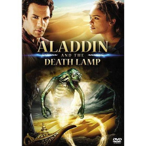 Aladdin and the Death Lamp (DVD) - image 1 of 1