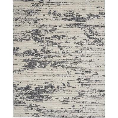 Nourison Textured Contemporary TEC03 Indoor Area Rug