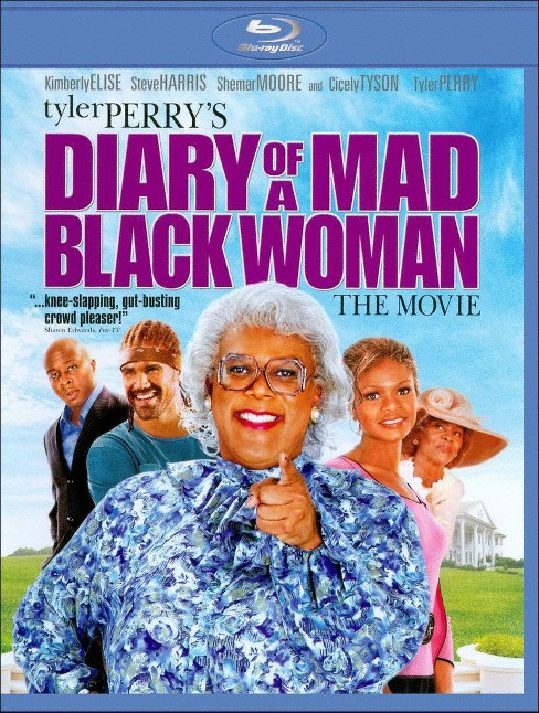 Diary of a mad black woman (Blu-ray) - image 1 of 1