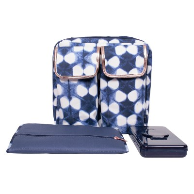 Shibori Diaper Day Pack - Cloud Island™