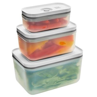 ZWILLING Fresh & Save 3-pc Plastic Vacuum Box Set - Assorted Sizes