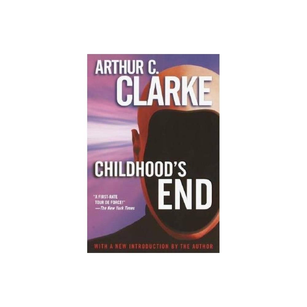 Childhood S End Del Rey Impact By Arthur C Clarke Paperback