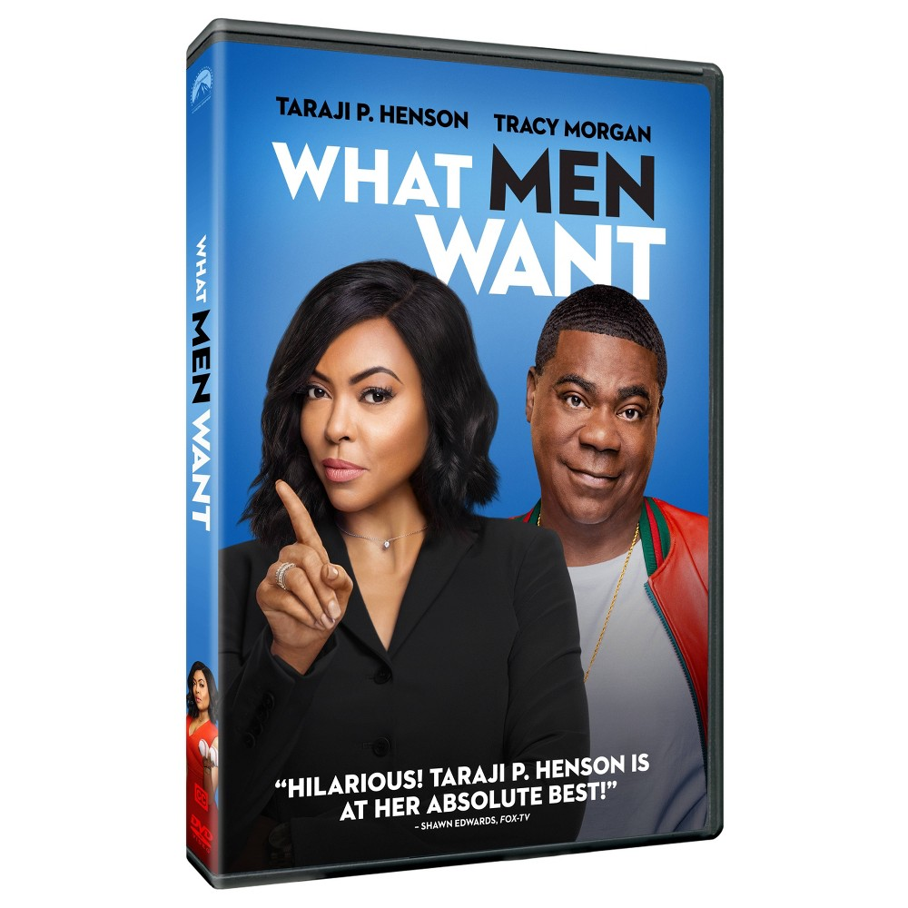 What Men Want (Dvd), Movies