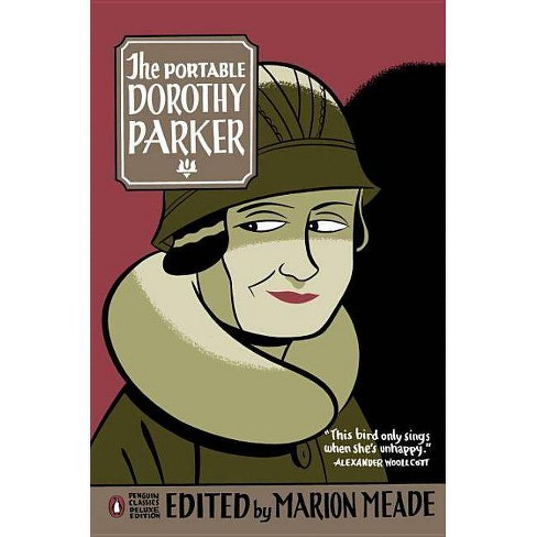 The Portable Dorothy Parker - (Penguin Classics Deluxe Editions) (Paperback) - image 1 of 1