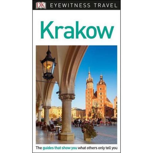 DK Eyewitness Krakow - (Travel Guide) (Paperback) - image 1 of 1