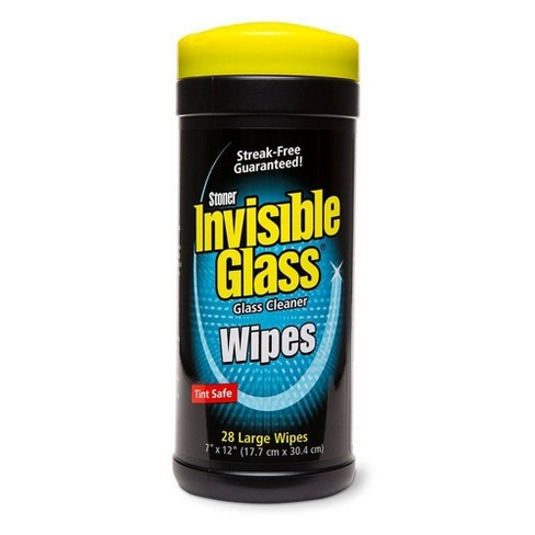Invisible Glass 28ct Stoner Invisible Glass Wipes - image 1 of 3
