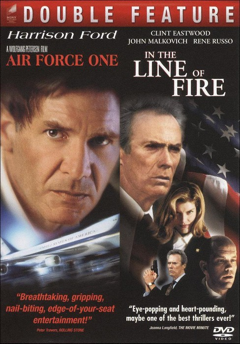 Air Force One/In the Line of Fire [2 Discs] - image 1 of 1