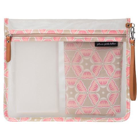 Petunia Take Along Diapering Kit - Blooming Brixham - image 1 of 2