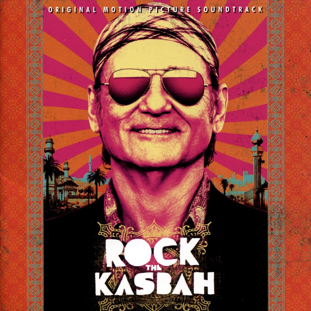 Various - Rock The Kasbah (Ost) (CD)