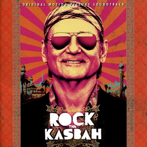 Various - Rock the kasbah (Ost) (CD) - image 1 of 1