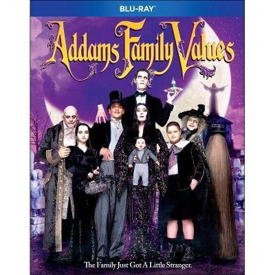 Addams Family Values (Blu-ray)(2019)