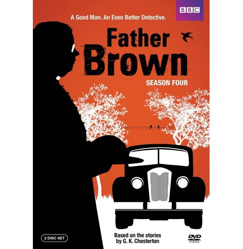 Father Brown:Season Four (DVD) - image 1 of 1
