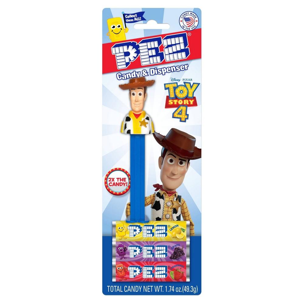 Pez Toy Story Halloween Candy - 1.74oz