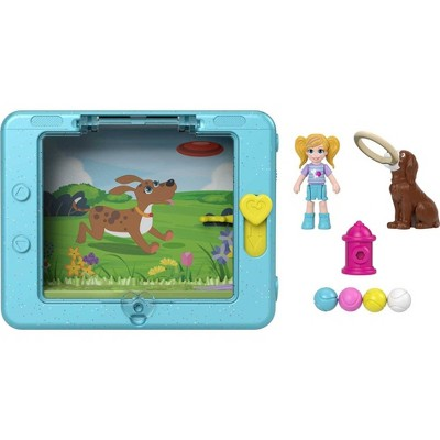 Polly Pocket Tiny Games Water-filled Game