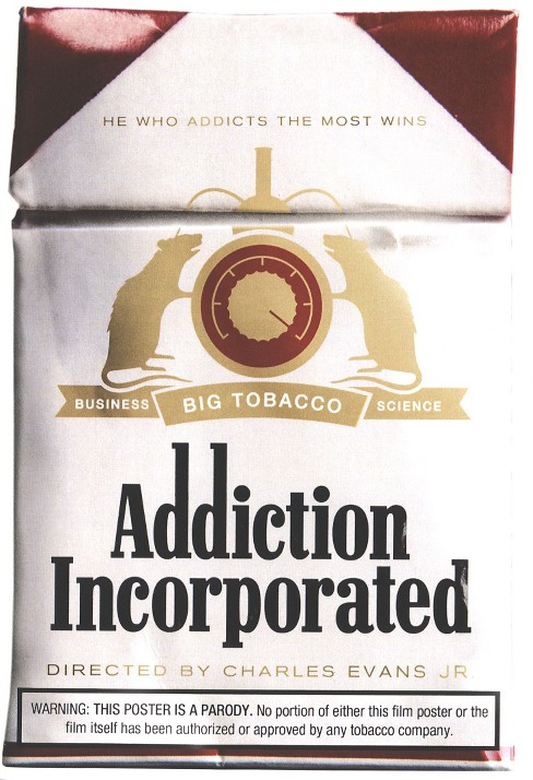 Addiction Incorporated (DVD) - image 1 of 1