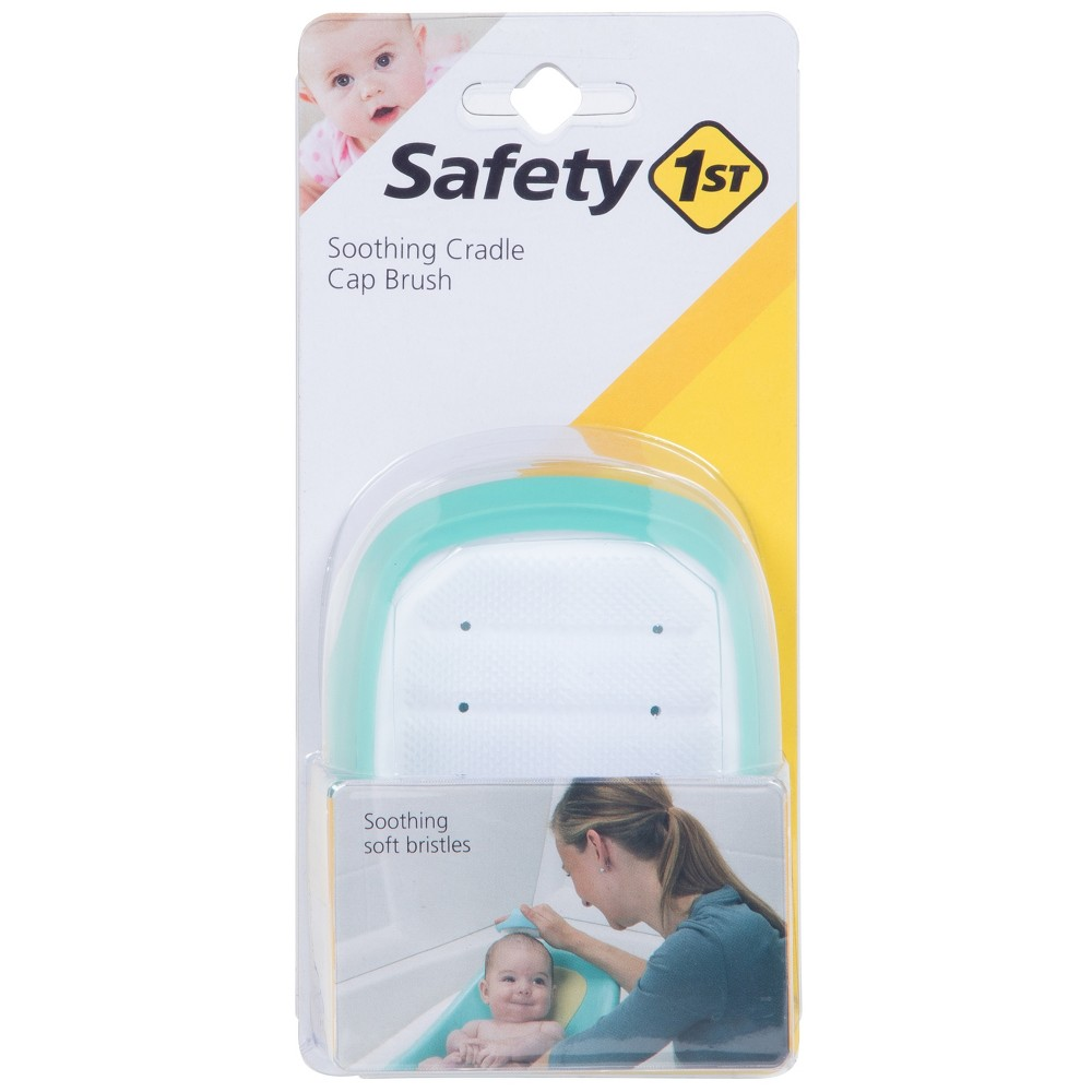 Image of Safety 1st Soothing Scrub Wet Brush
