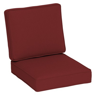 Firm Deep Seat Cushion Set - Arden Selections
