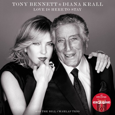 Tony Bennett & Diana Krall Love Is Here To Stay (Target Exclusive) (CD)