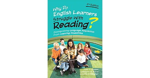 Why Do English Learners Struggle With Reading? : Distinguishing Language Acquisition from Learning - image 1 of 1