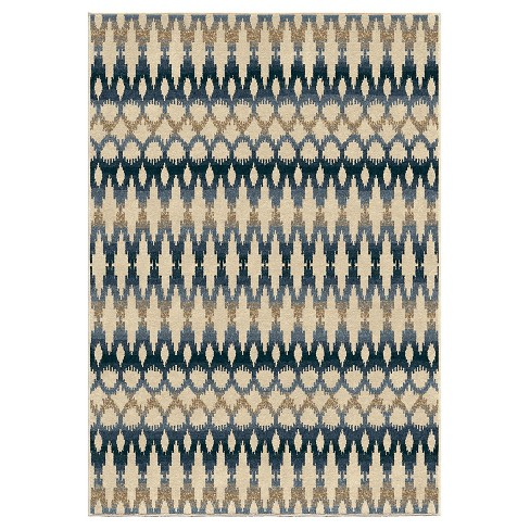 Orian Rugs Vibrant Ikat Napa Indoor/Outdoor Area Rug - image 1 of 5