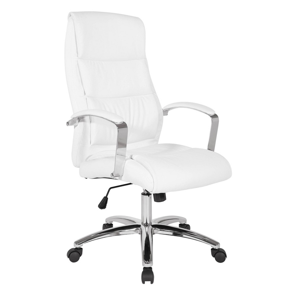 Peterson Manager Chair White - Osp Home Furnishings