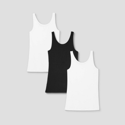 Women's 3pk Any Day Tank Top - A New Day™
